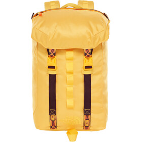 The North Face Lineage Backpack 23l yellow